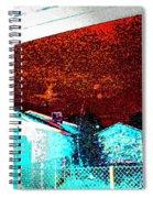 Night Sky Spiral Notebook