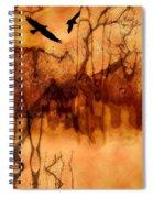 Night Stalkers Spiral Notebook