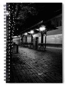 Night Train Spiral Notebook