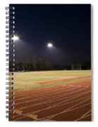 Night Training Spiral Notebook