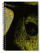 Night Vision Spiral Notebook