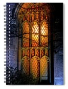 Night Worship Spiral Notebook