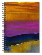 Nightfall 04 Spiral Notebook