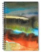 Nightfall 13 Spiral Notebook