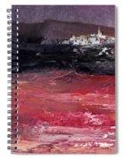 Nightfall 16 Spiral Notebook