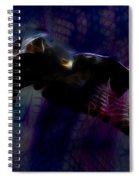 Nighthawk Spiral Notebook