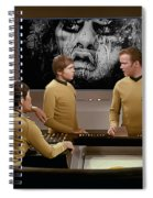 Nightmare At 20,000 Light-years Spiral Notebook