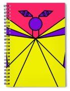 Nightmare City Spiral Notebook