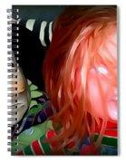 Nightmare Neighbors Spiral Notebook