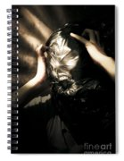 Nightmare Screams Spiral Notebook