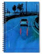 Nightscape 03 Spiral Notebook