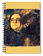Nightshade And The Stumbling Aspirant Spiral Notebook
