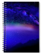 Nightsky Africa 6 Spiral Notebook