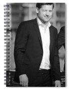 Nikolaj Coster-waldau 7 Spiral Notebook