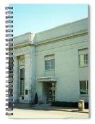 Niles, Ohio - Vintage Bank Spiral Notebook
