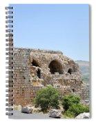 Nimrod Fortress National Park  Spiral Notebook