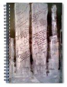 Nine One One Spiral Notebook