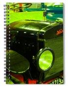 Nineteen Eighteen Maxwell Truck Spiral Notebook