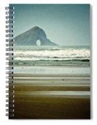 Matapia Island Spiral Notebook