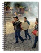 Nino Del Tambor - Ciudad Vieja Spiral Notebook
