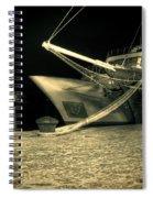 Nirvana Spiral Notebook