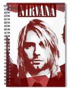 Nirvana Tribute Spiral Notebook