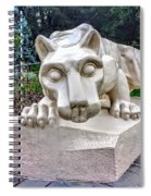 Nittany Lion Spiral Notebook