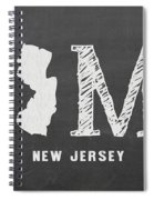 Nj Home Spiral Notebook