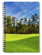 No. 14 Chinese Fir 440 Yards Par 4 Spiral Notebook