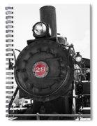 No. 29 Spiral Notebook