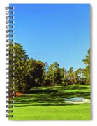 No. 8 Yellow - Jasmine 570 Yards Par 5 Spiral Notebook