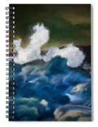 No Calm Before The Storm Spiral Notebook