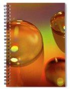 No Drop In The Bucket Spiral Notebook
