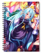 No Game No Life Spiral Notebook