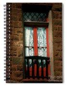 No Juliet Spiral Notebook