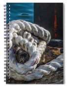 Ship Rope Spiral Notebook