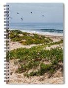 Carpinteria State Beach Spiral Notebook