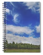 No Limits Spiral Notebook