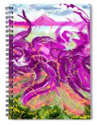 No Lsd Involved Spiral Notebook