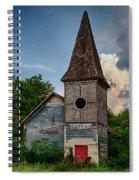 No More Hallelujahs Spiral Notebook