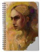 No One Spiral Notebook