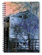 No Ordinary Barn Spiral Notebook