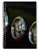 No Pressure Spiral Notebook