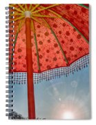 No Shade Spiral Notebook