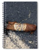 No Smoking Spiral Notebook
