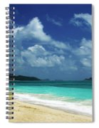 No Surf Today Spiral Notebook