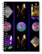 No Win Spiral Notebook