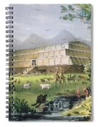 Noahs Ark Spiral Notebook