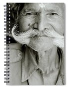 Nobility Of India Spiral Notebook