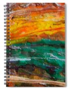 Nobody Landscape Spiral Notebook